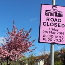 Purple Rain goes PINK for Giro d'Italia