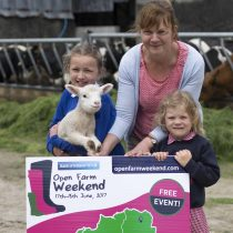 Bank of Ireland Open Farm Weekend offers free ticket to visit working farms
