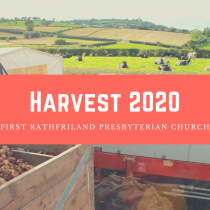 Harvest 2020 video campaign